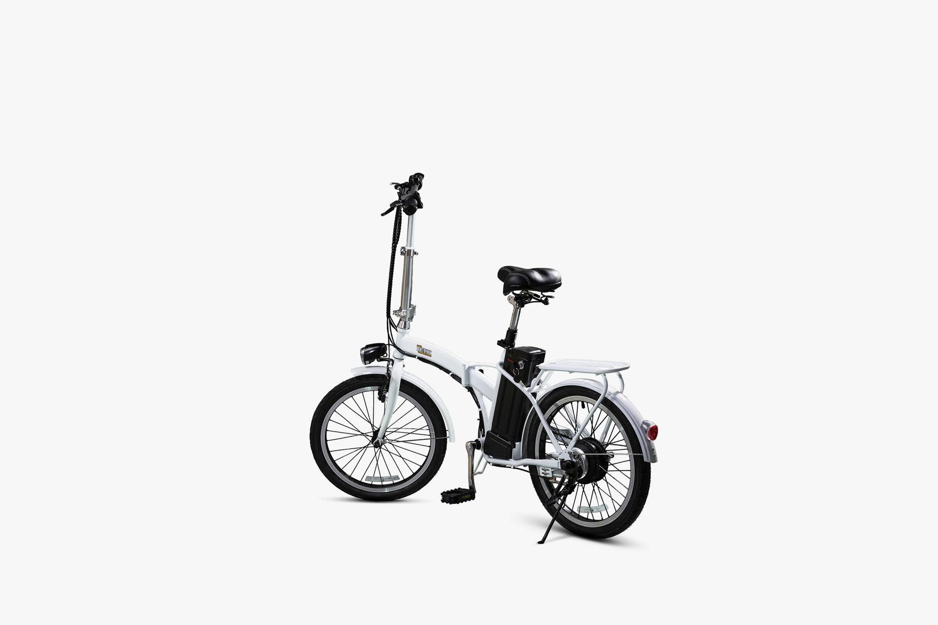 Preklopni Sklopivi Elektricni Bicikl na Baterije FY-04