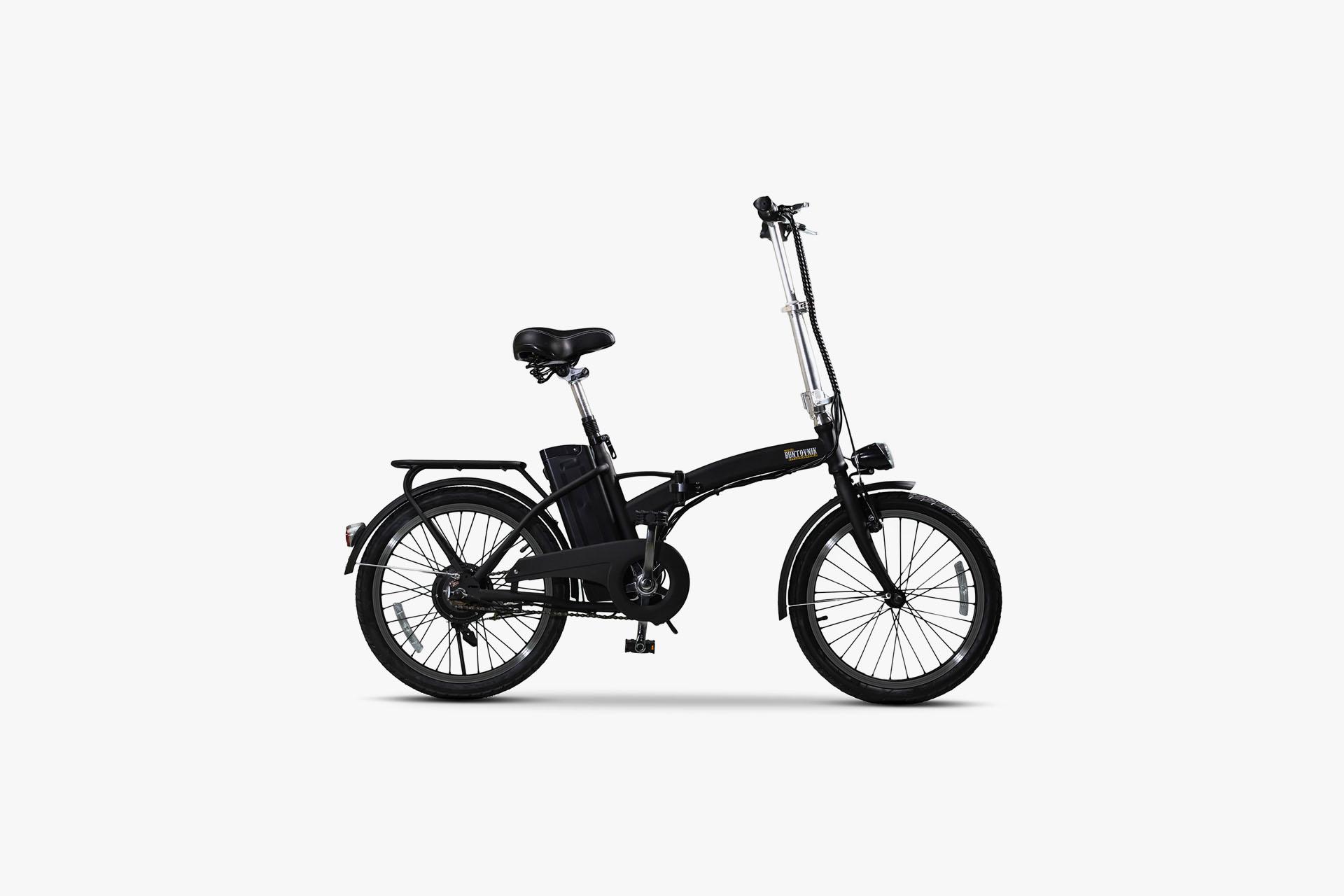 Preklopni Elektricni Bicikl FY-04 na Baterije